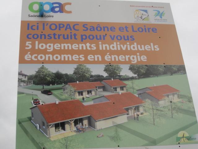 Construction de 5 logements sociaux près de l'EHPAD: le chantier démarre IMG_0293_1_1