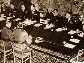 Commémoration de la victoire de 1945 dans Vie communale capitulationreims