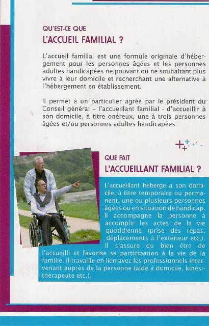 Devenir Accueillant Familial Mairie Semur En Brionnais Infos