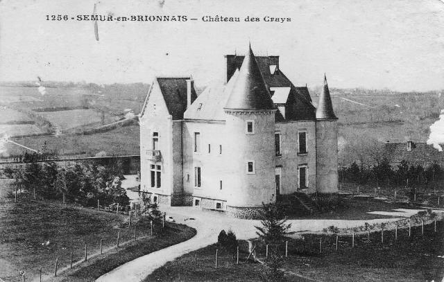 semur chateau des crays_1