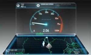Speedtest 1