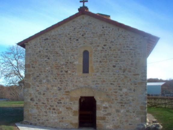 Montmegin chapel