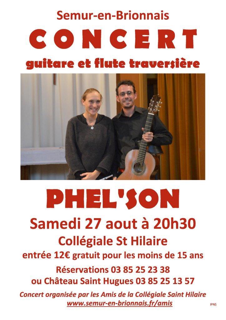Concert Lisa et Thibault new small