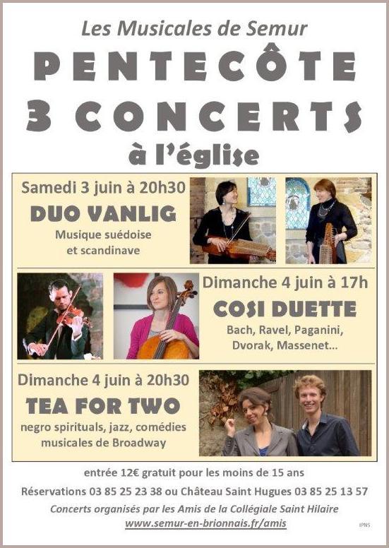 Concerts Pentcote small
