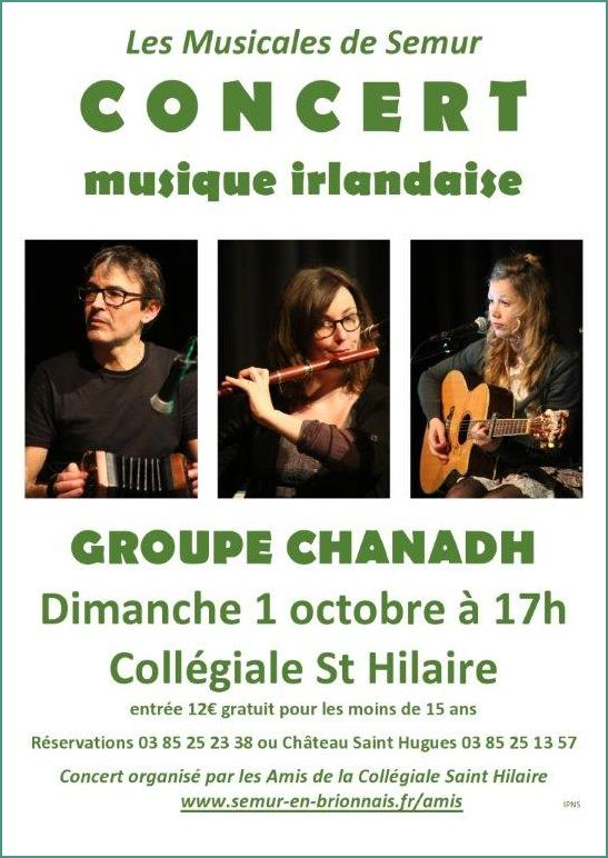 Concert Groupe Chanadh small