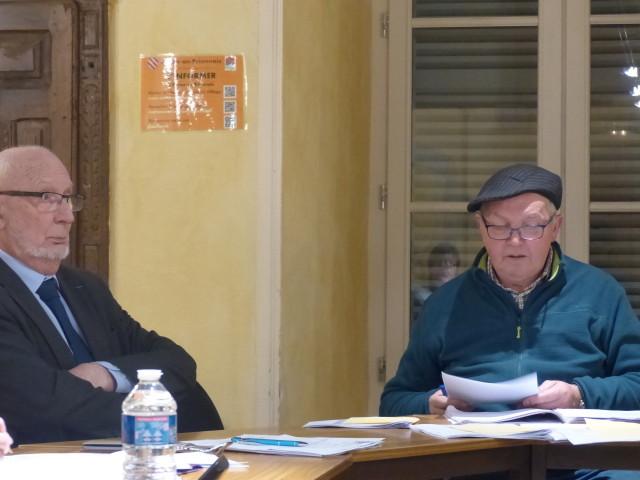 Radio Cactus 2 René Sivignon (casquette) et Ribert Chaffraix pour le Centre du Goût_1