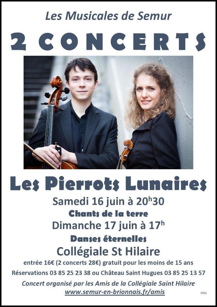 Concert Les Pierrots Lunaires (petit)
