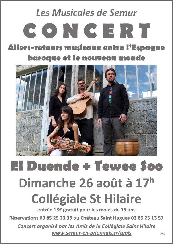 Concert El Duende (petit)