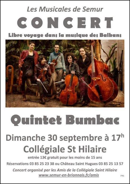 Concert Bumbac petit