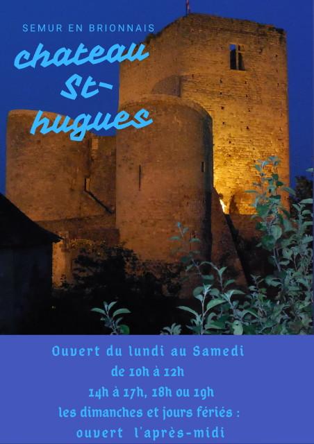 chateau St-hugues ouverture_1