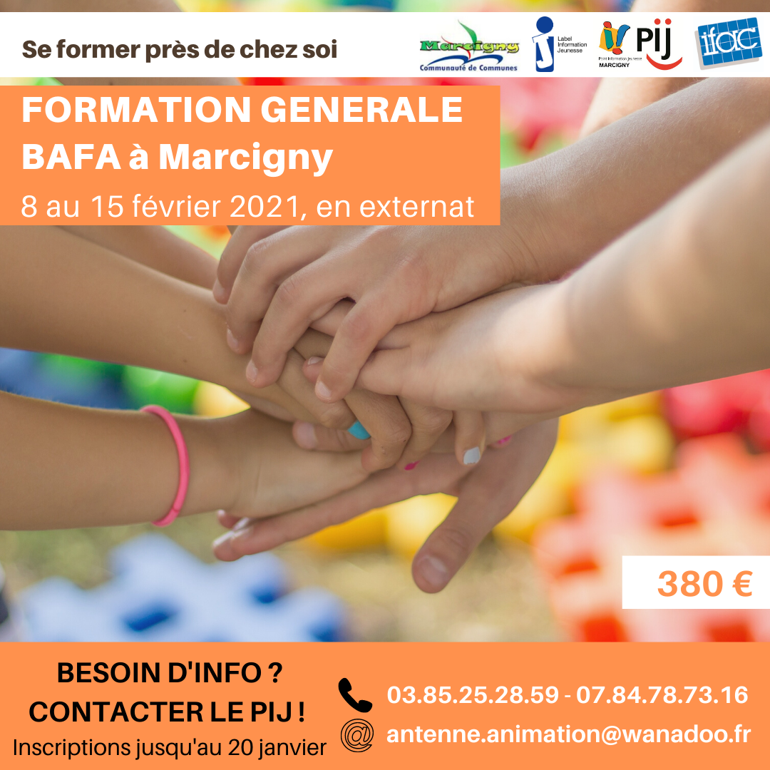 FG BAFA Marcigny