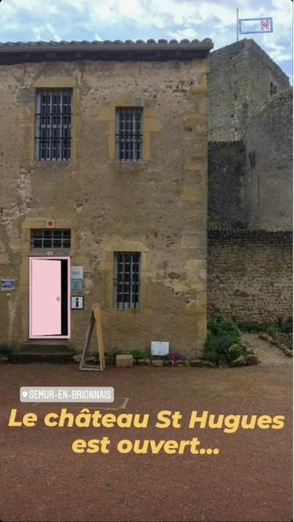 ouverture chateau