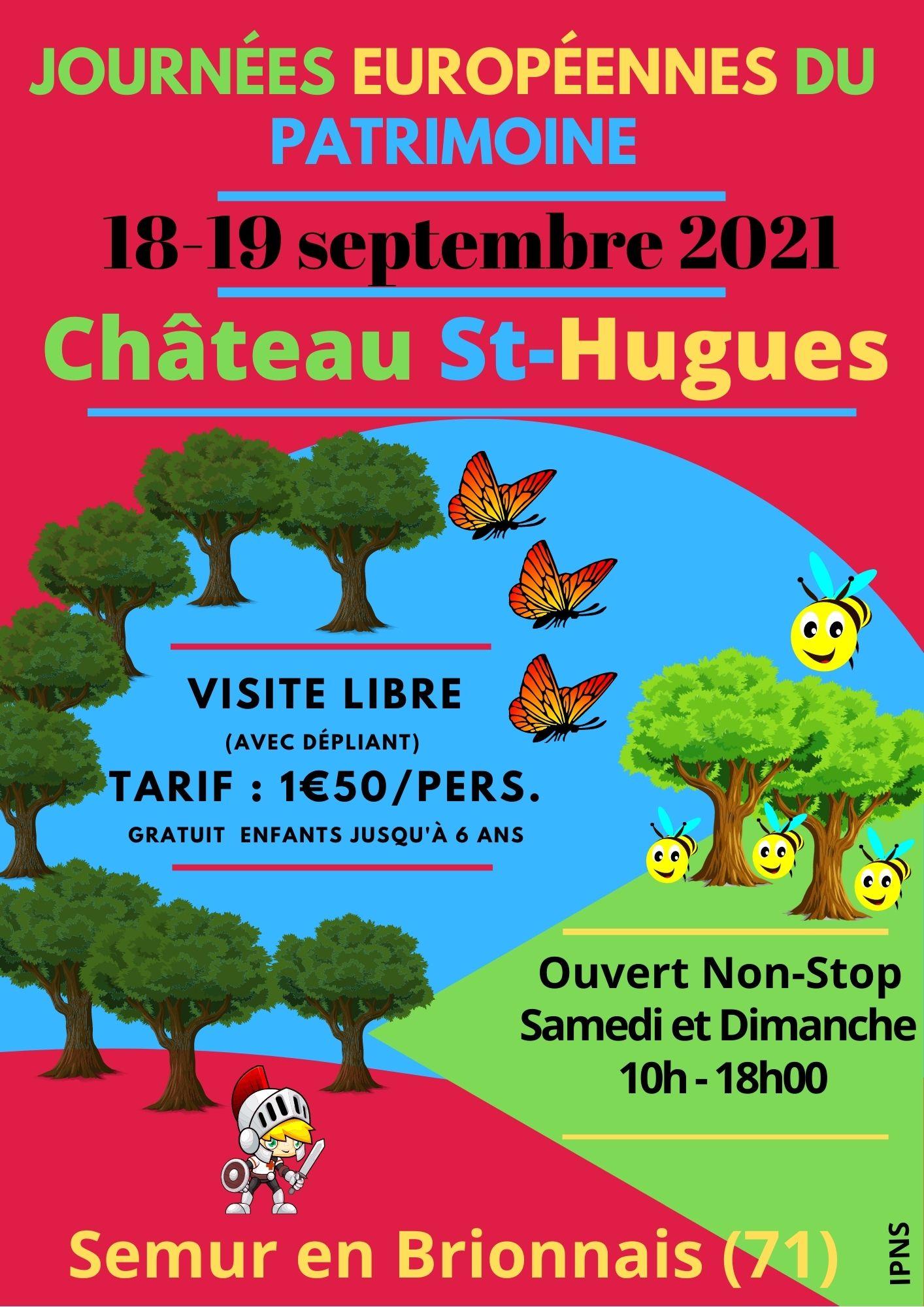 journées européennes du patrimoine 2021(2)